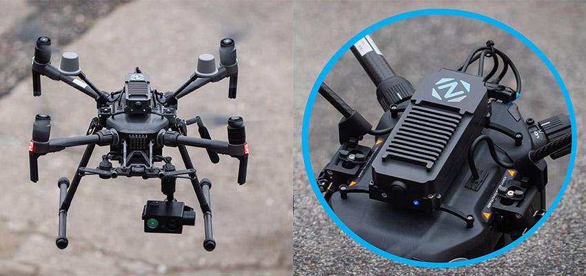 Lorenz Technology Drone