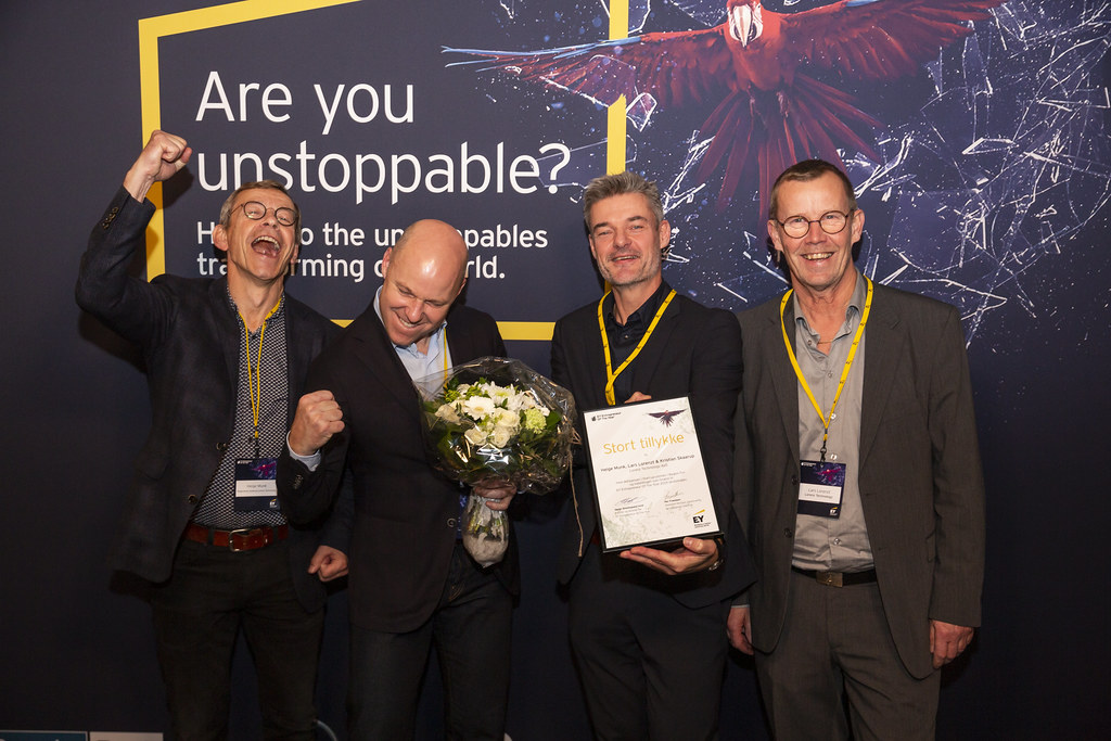 And the prize goes to Lorenz Technology