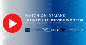 Lorenz drone summit 2020