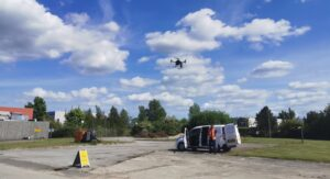 450 Minutes Test Lorenz intellignet drone solution