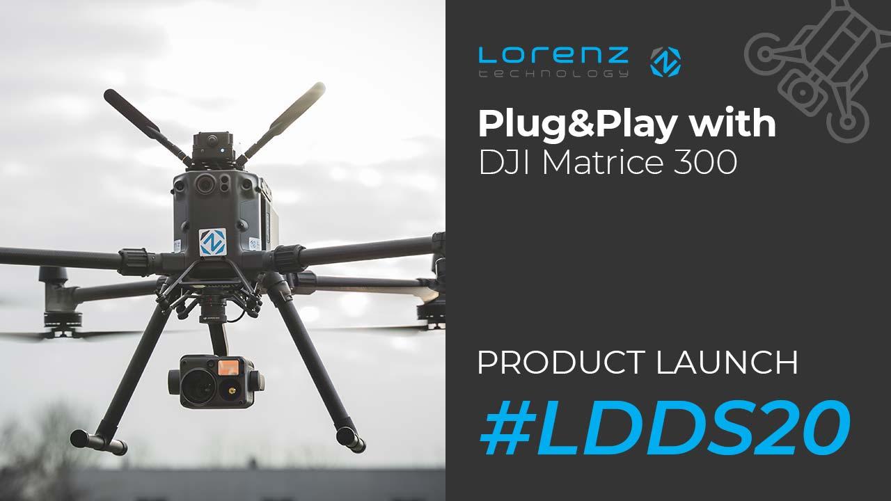 Plug and Play with DJI M300