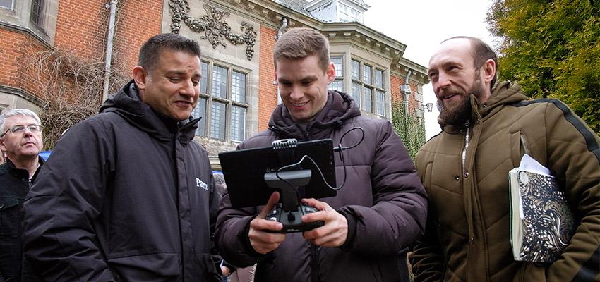 Copterz UK Lorenz Technology