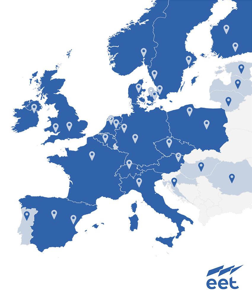 EET Map Lorenz Technology