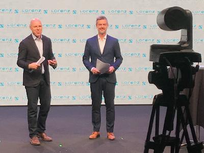 Kristian Skaarup og Søren Land