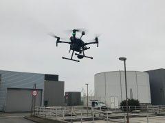Intelligent Drones on mars drone