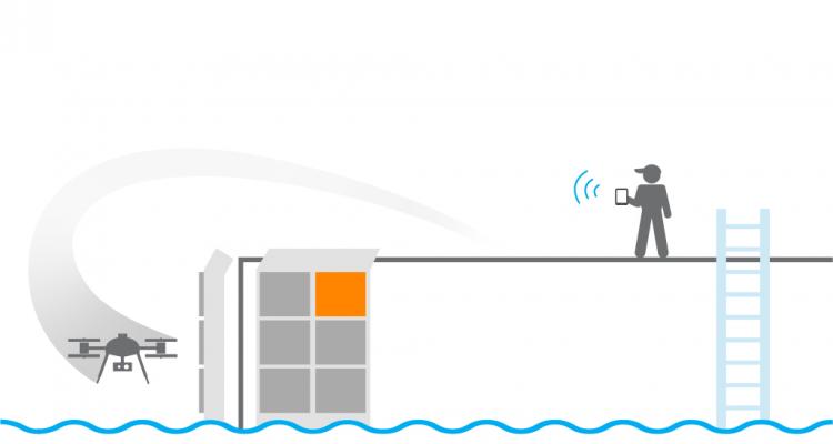 Autonomous quay inspections - Lorenz Technology